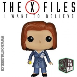 Funko Pop The X-Files Dana Scully (Vaulted) Vinyl Figure