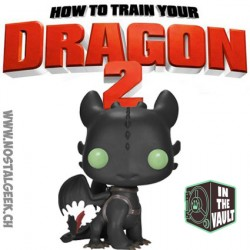 Funko Pop! How to Train Your Dragon Toothless (Vaulted) Vinyl Figure