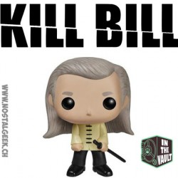 Funko Pop! Movies Kill Bill - Bill (Vaulted)