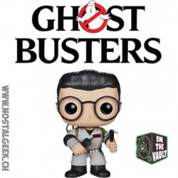 Funko Pop! Movies Ghostbuster Dr. Egon Spengler (Vaulted) Vinyl Figure