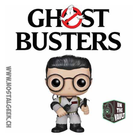 Funko Pop! Movies Ghostbuster Dr. Egon Spengler (Vaulted) Vinyl Figure