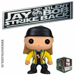 Funko Pop! Movie Jay and Silent Bob Strike Back Jay (Vaulted) Vinyl Figure