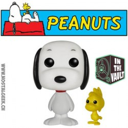 Funko Pop! Peanuts Snoopy and Woodstock