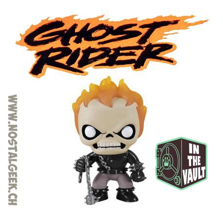 Funko Pop Marvel Ghost Rider (Vaulted)