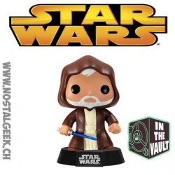 Funko Pop Star Wars Obi Wan Kenobi (Vaulted) Vinyl Figure