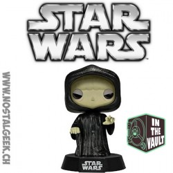 Pop! Vinyl: Star Wars The Emperor Palpatine (Vaulted) Vinyl Figure