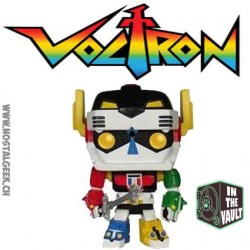 Funko Pop! Animation Voltron (Vaulted) Vynil Figure