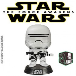 Funko Pop Star Wars Episode VII - Le Réveil de la Force First Order FlameTrooper