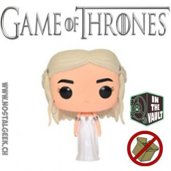 Funko POP! Game of Thrones Daenerys Targaryen en robe de Mariée Vinyl Figure