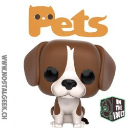 Funko Pop! Pets Dogs Beagle Vinyl Figure