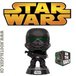 Funko Pop Star Wars Rogue One Imperial Death Trooper (Vaulted)