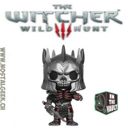 Funko Pop! Jeux Vidéo The Witcher 3: Wild Hunt Eredin