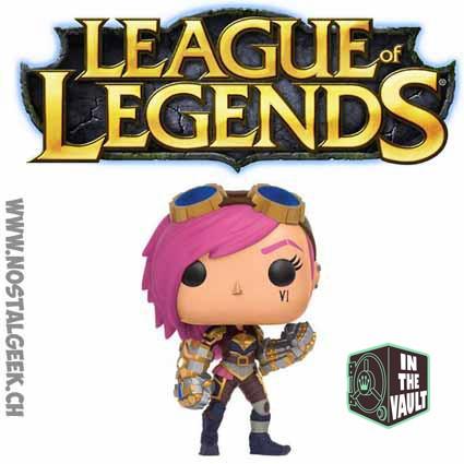 Toy Funko Pop! Games League of Legends VI (Vaulted) geek suisse sh...