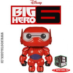 Pop Disney Big Hero 6 Baymax (15 cm) Vinyl Figure
