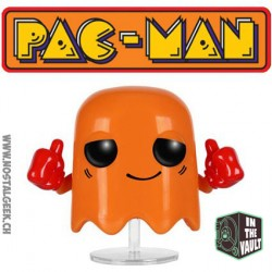 Funko Pop! Games Pac Man Clyde Vinyl Figure