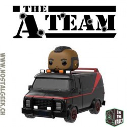Funko Pop! A-team Van with Baracus