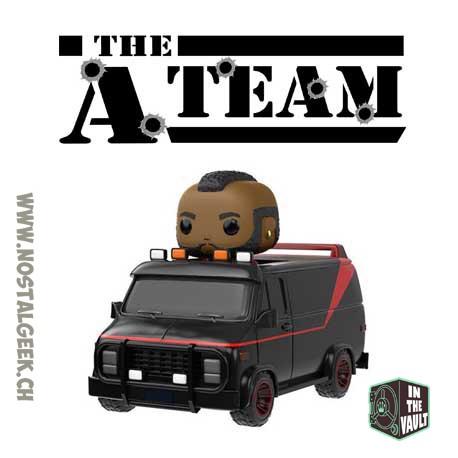 A Team Van With Baracus
