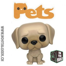 Pop Animaux (Pets) Dogs Chocolat Labrador Retriever Vinyl Figure