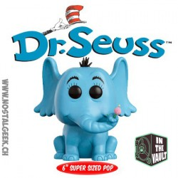 Funko Pop! Books Dr Seuss Horton 15 cm Vinyl Figure