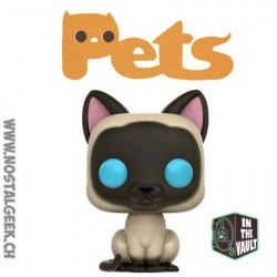 Funko Pop Animaux (Pets) Cats Siamese Vinyl Figure