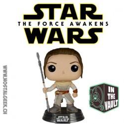 Funko Pop Star Wars Episode VII - The Force Awakens Rey Vinyl Figure