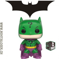 Funko Pop! DC Batman as Villains The Riddler Imposter