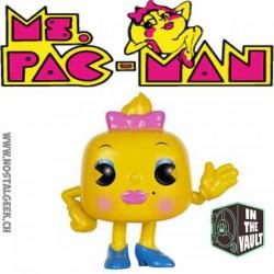 Funko Pop! Games Pac Man Ms Pac Man