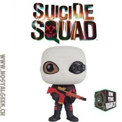 Funko Pop DC Suicide Squad Masked Deadshot Vaulted Vinyl Figure