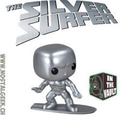 Funko Pop Marvel Silver Surfer Vaulted