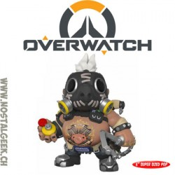 Funko Pop 15 cm Games Overwatch Roadhog Vynil Figure