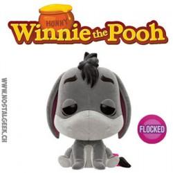 Funko Pop! Disney Winnie The Pooh Flocked Eeyore ( Bourriquet ) Exclusive