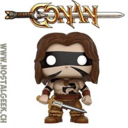Funko Pop! Film Conan the Barbarian Masked Edition Limitée