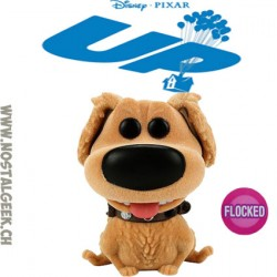 Funko Pop Disney Up Dug Flocked Edition Limitée