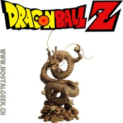 Banpresto Dragon Ball Z Creator x Creator Bronze Shenron Figure