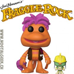 Funko Pop Fraggle Rock Red with Doozer