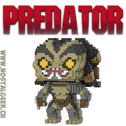 Funko Pop 8-bit Predator Limited Vinyl Figure