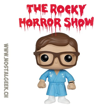 Toy Funko Pop Movies The Rocky Horror Picture Show Brad Majors
