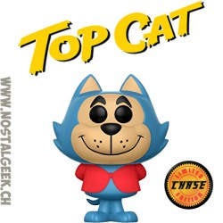 Funko Pop Hanna-Barbera Top Cat Benny The Ball Chase Edition Limitée