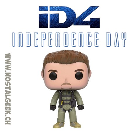 Funko Pop! Movies ID4 Independence Day Alien Vaulted Vinyl Figure