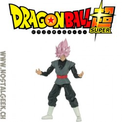 Bandai Dragon Ball Super Dragon Stars Series Super Saiyan Rosé Black Goku Black Figure