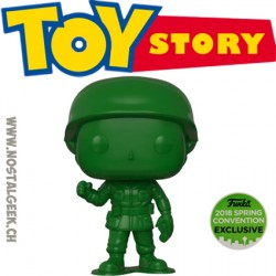 Funko Pop ECCC 2018 Disney Toy Story Army Man Edition Limitée