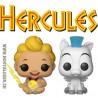 Bundle Funko Pop Disney Hercules Baby Hercules + Baby Pegasus Vinyl Figures